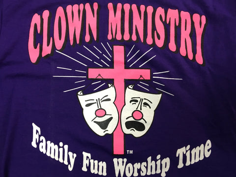 Clown Ministry T-Shirt