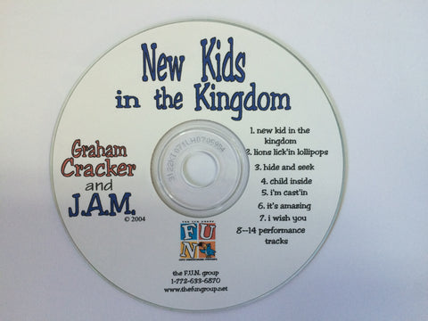 Music, New Kids in the Kingdom
