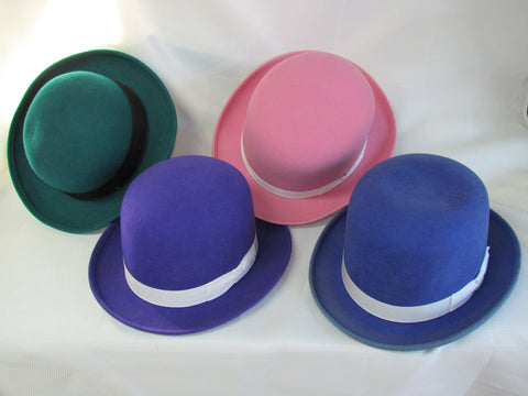 Bowler Hats (Derby Hat)