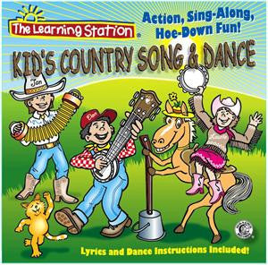 Music, Kid's Country Song & Dance