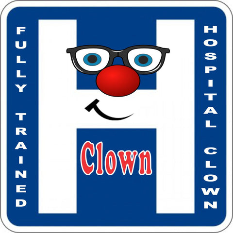 Hospital Clown Patch