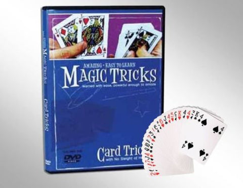 Card Tricks with No Sleight of Hand
