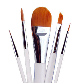 Paradise Face Painting Brush