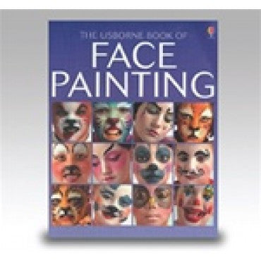 Book, Usborne's Face Painting