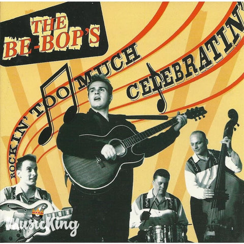 Be Bops - Celebratin - CD