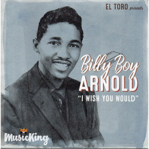 Billy Boy Arnold - I Wish You Would - Vinyl EP - Vinyl