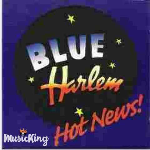 Blue Harlem - Hot News CD - CD