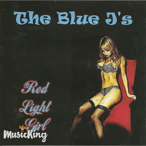 Blue Js - Red Light Girl - CD