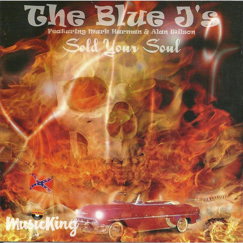 Blue Js - Sold Your Soul - CD