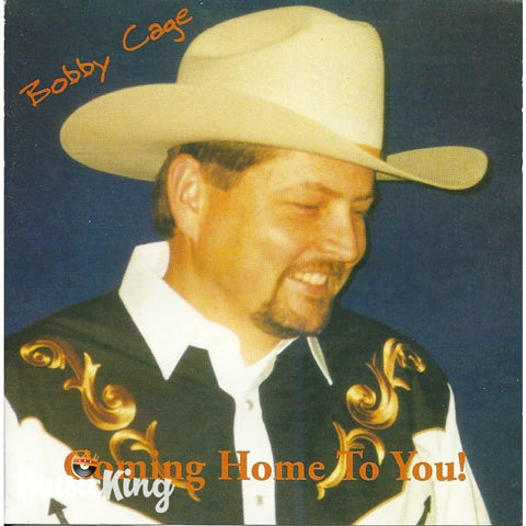 Bobby Cage - Coming Home To You - CD