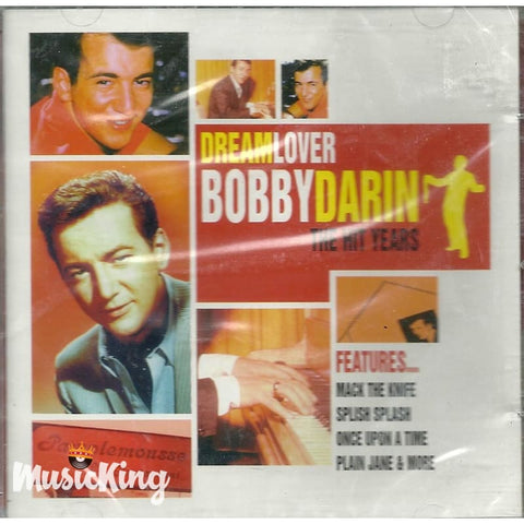 Bobby Darin - Dreamlover The Hit Years CD at £9.00