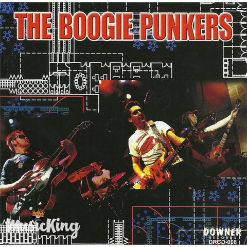 Boogie Punkers - CD