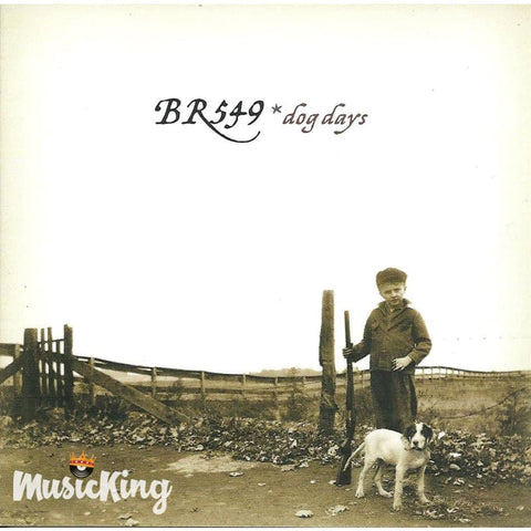 Br 549 - Dog Days - CD