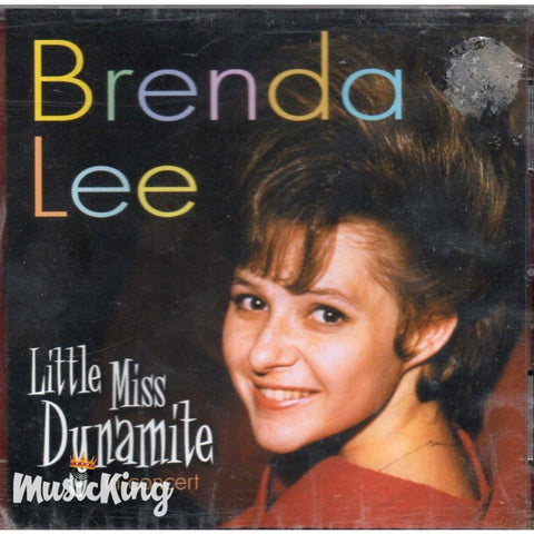Brenda Lee - Little Miss Dynamite In Concert - CD