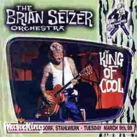 Brian Setzer Orchestra - The King Of Cool - CD