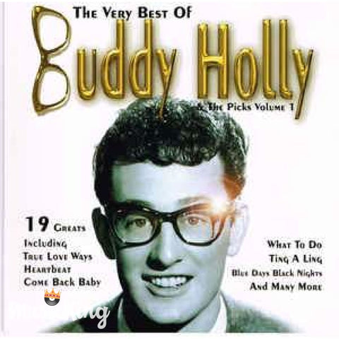 Buddy Holly and The Picks - Volume 1 - CD
