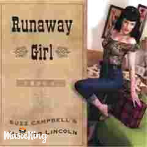 Buzz Campbell & Hot Rod Lincoln - Runaway Girl - Digi-Pack