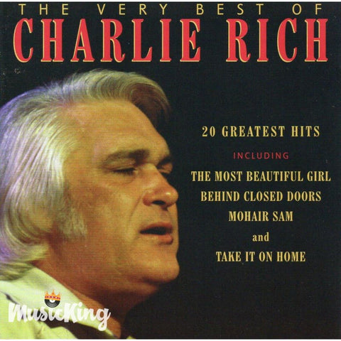Charlie Rich - The Very Best Of - CD