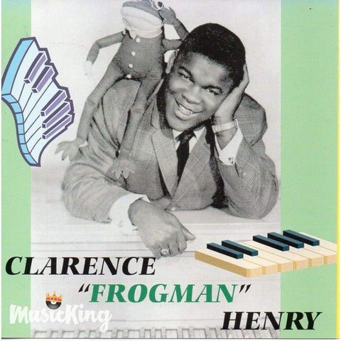 Clarence Frogman Henry - Im A Country Boy - Cd