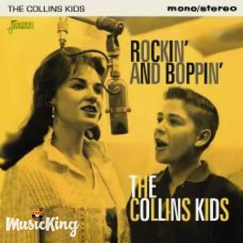 Collins Kids - Rockin And Boppin CD - CD