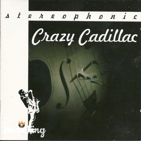 Crazy Cadillac - Sterophonic - Cd