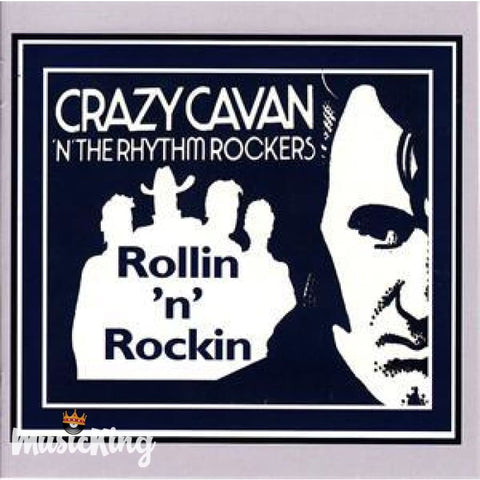 Crazy Cavan 'n' The Rhythm Rockers - Rollin 'n' Rockin CD - CD