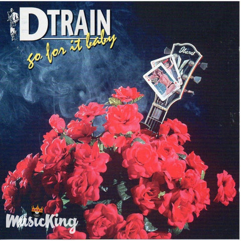 D-Train - Go For It Baby CD at £9.00