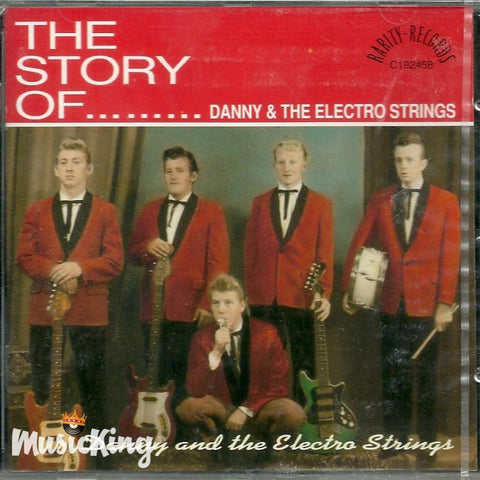Danny And The Electro Strings - The Story Of - CD