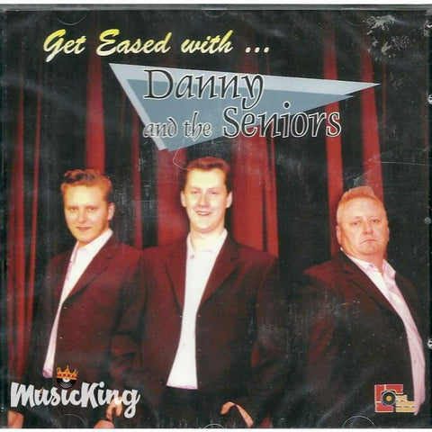 Danny And The Seniors - Get Eased With - CD