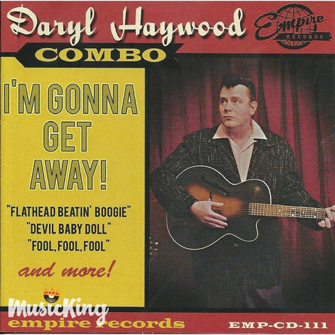 Daryl Haywood Combo - Im Gonna Get Away - CD