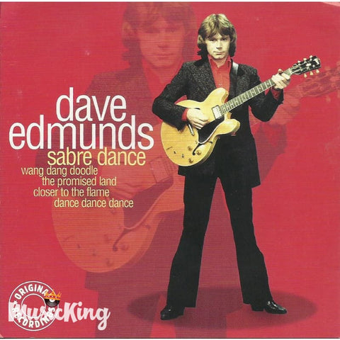 Dave Edmunds - Sabre Dance - CD