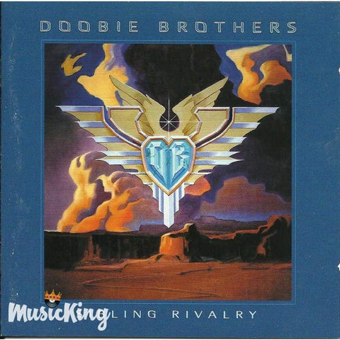 Doobie Brothers - Sibling Rivalry - Cd