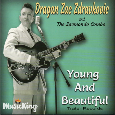 Dragan Zac And the Zacmondo Combo - Vinyl EP 45 RPM - Vinyl