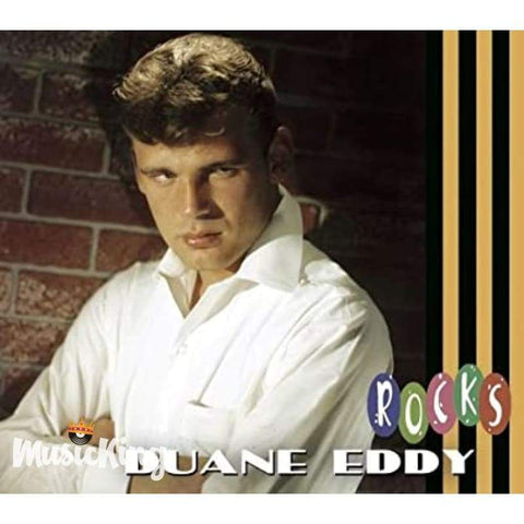 Duane Eddy - Rocks CD - Digi-Pack