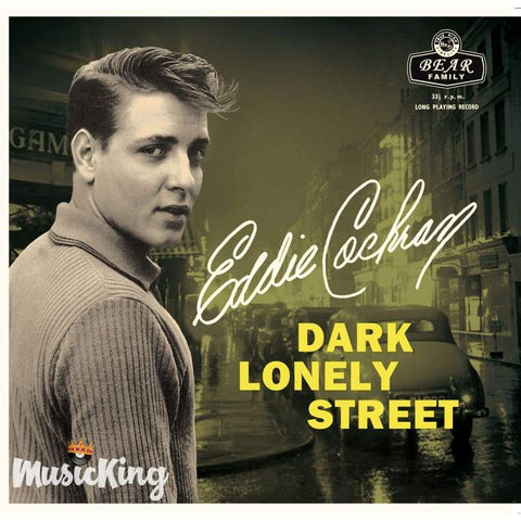 Eddie Cochran - Dark Lonely Street Brand New 10 LP & CD Set - Vinyl & Cd