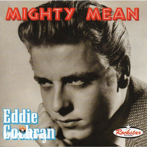 Eddie Cochran - Mighty Mean - CD