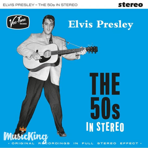 Elvis Presley - The 50s In Stereo CD CD at £10.50