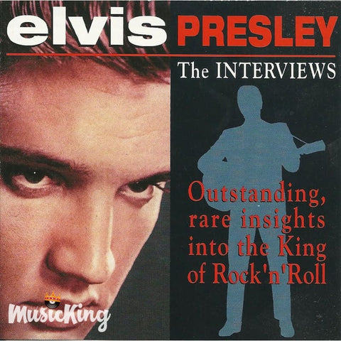 Elvis Presley - The Interviews - CD