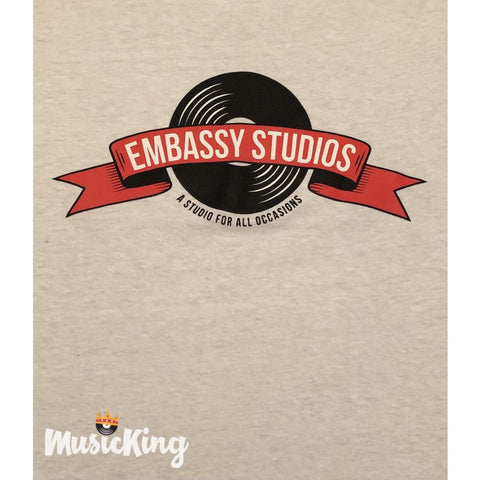 Embassy Studios - Youth's White T-Shirts - Youths T shirts