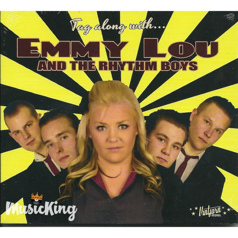 Emmy Lou And The Rhythm Boys - Tag Along With - Digi-Pack