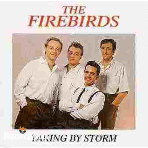 Firebirds - Taking By Storm - CD