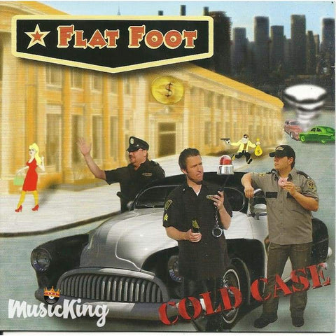 Flat Foot - Cold Case - Cd