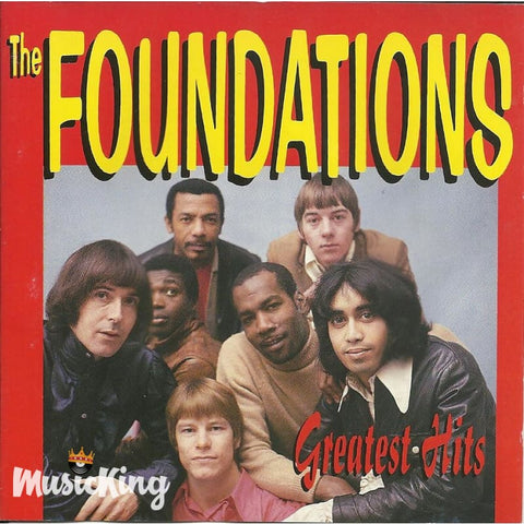 Foundations - Greatest Hits - CD