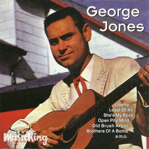 George Jones - Things Have Gone To Pieces - Cd