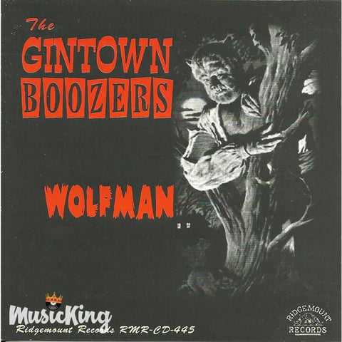 Gintown Boozers - Wolfman - CD