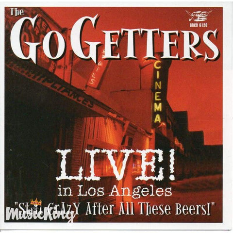 Go Getters - Live In Los Angeles - Cd