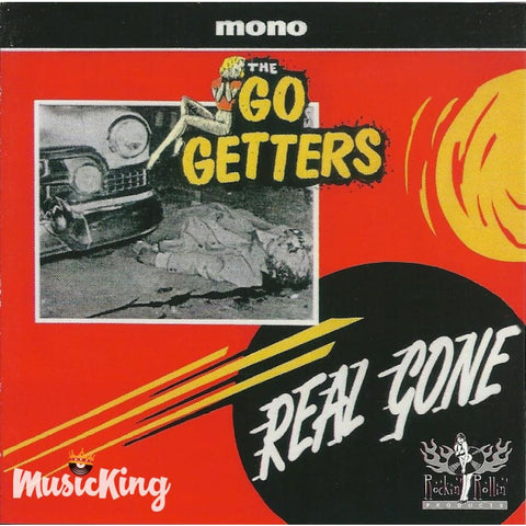 Go Getters - Real Gone - CD