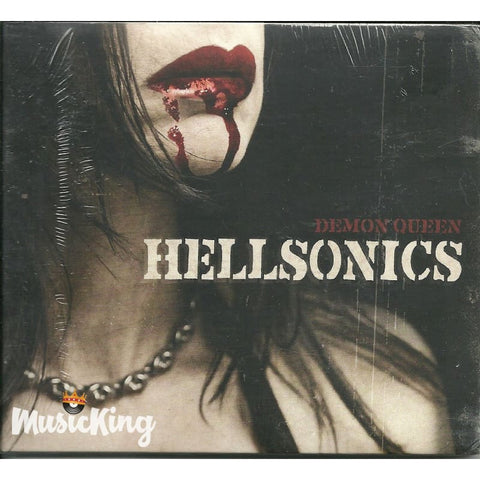 Hellsonics - Demon Queen CD - Digi-Pack