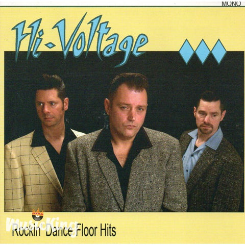 Hi Voltage - Rockin Dance Floor Hits - CD