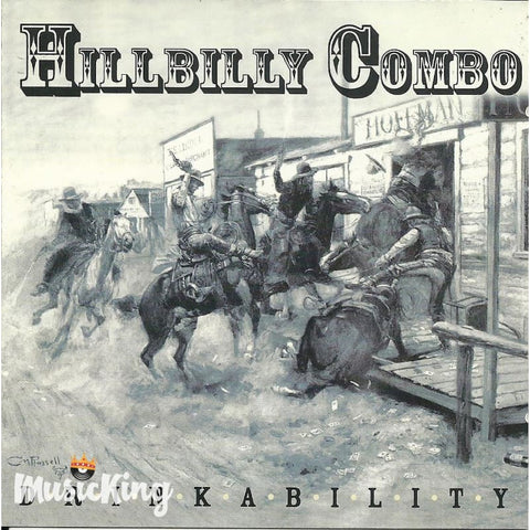 Hillbilly Combo - Drinkabilty - CD
